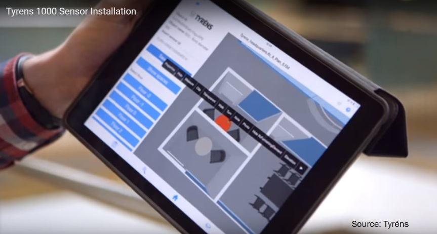 Next Generation Building Automatic and Control: IoTapplications