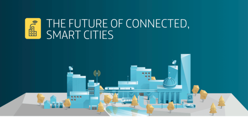 Infografía: The Future of Connected Smart Cities (TelefónicaIoT)