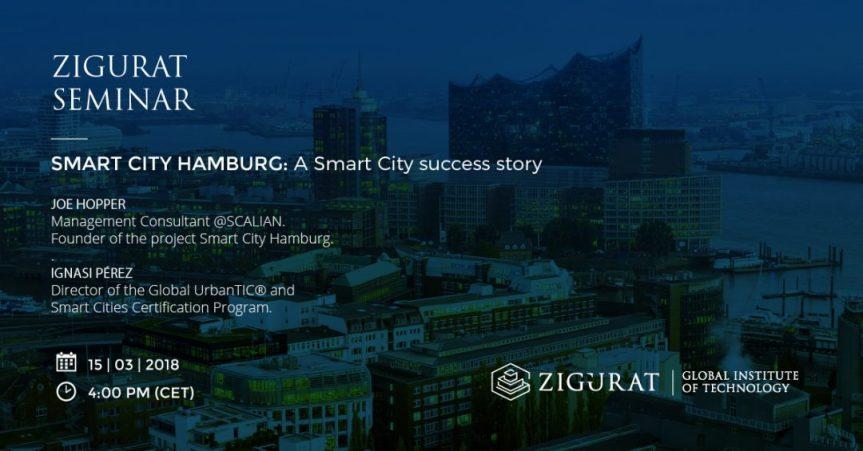 Seminar: SMART CITY HAMBURG – A Smart City successstory