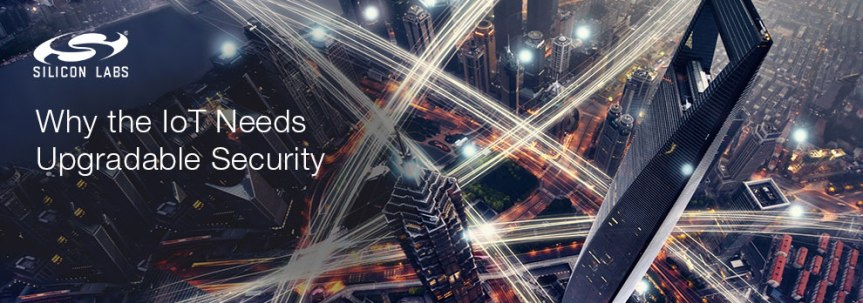 Webinar: Why the IoT Needs UpgradableSecurity