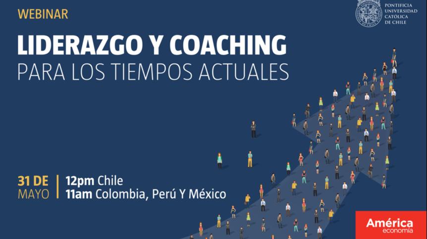 Webinar: Liderazgo y Coaching para los tiemposactuales