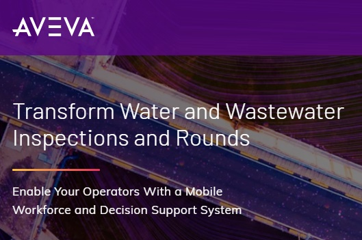 Webinar: Transform Water and Wastewater Inspections andRounds