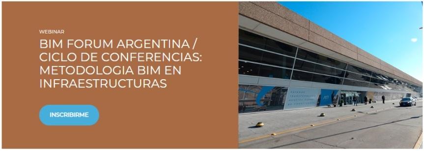 Webinar: Ciclo de Conferencias – Metodologia BIM en Infraestructuras