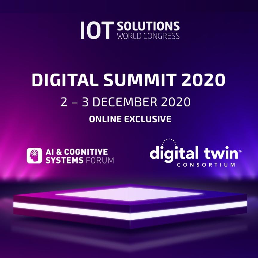 Evento: IOT Solutions World Congress – DIGITAL SUMMIT 2020 – Conoce las Sesionesdestacadas