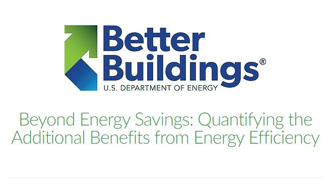 Webinar: Más allá del ahorro energético – Cuantificación de beneficios adicionales a la eficienciaenergética