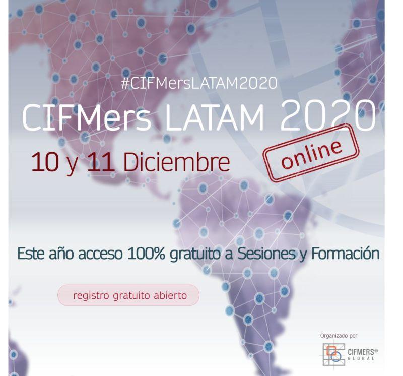 Evento: CIFMers LATAM 2020Online