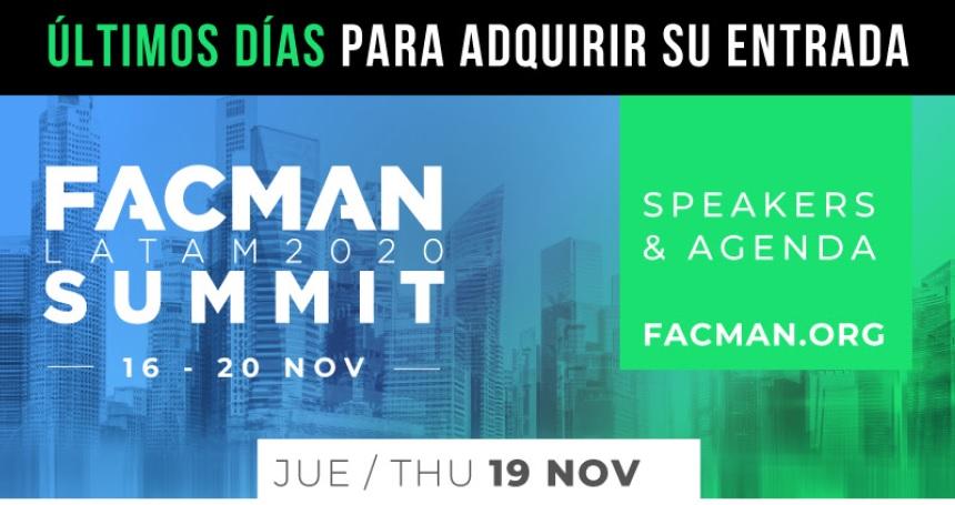 Evento: FACMAN 2020 –  Este Jueves 19 continua el mayor evento FM deLatinoamérica