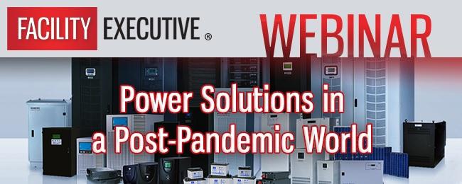 Webinar: Soluciones energéticas en un mundopost-pandémico
